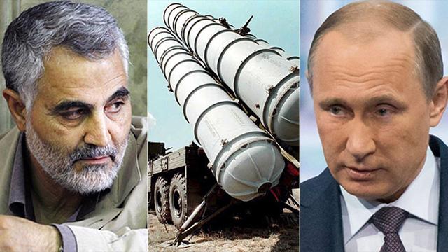 Putin-Syria