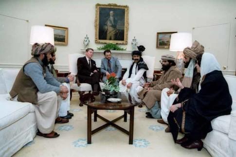 reagan-and-mujahideen