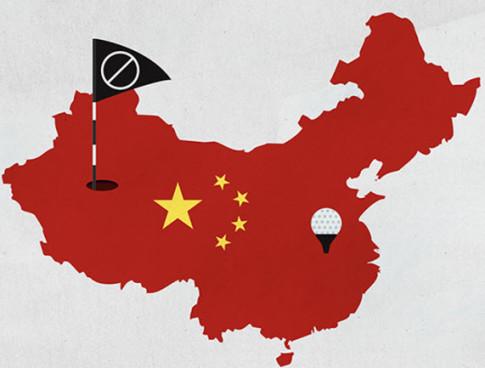 China-golf