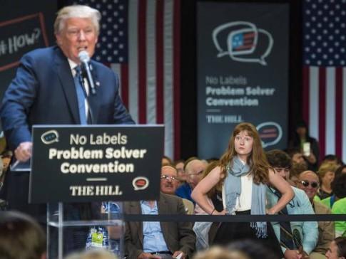 Lauren-Batchelder-Donald-Trump