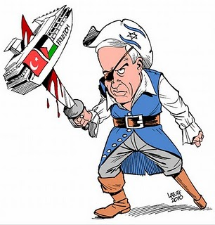 Netanyahu_Bloodthirsty_Pirate_by_Latuff2