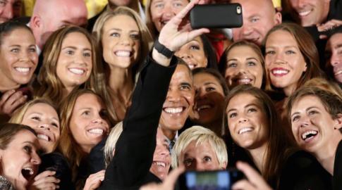 ObamaSelfie