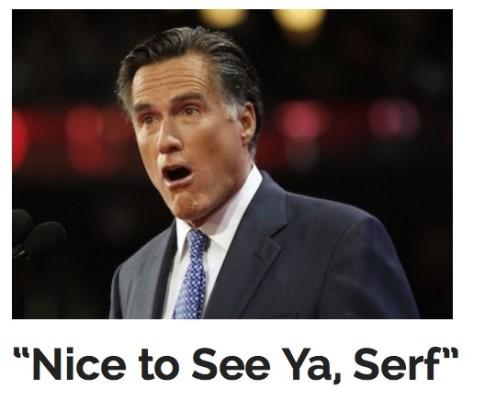 Romney-serf