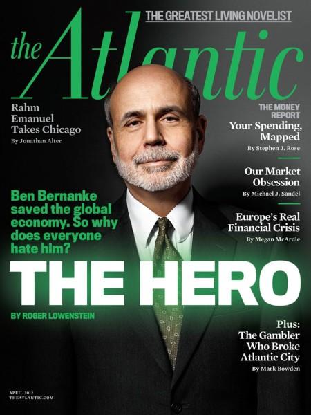 Bernanke the hero