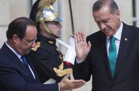 Hollande-Erdogan