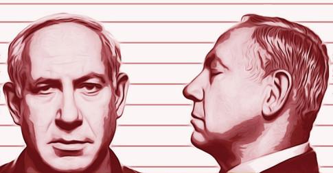 Netanyahu-Mug-Shot