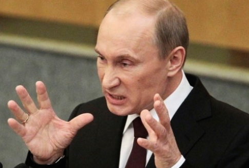 Putin-angry