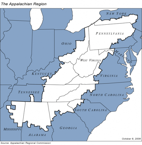 The-Appalachian-Region