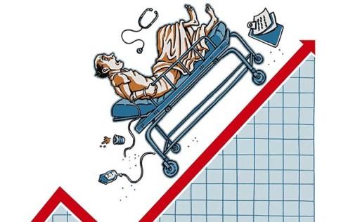 surging premiums