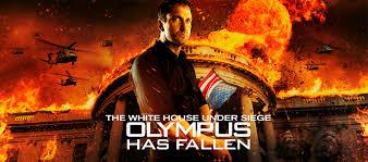 Olympus Has Falllen