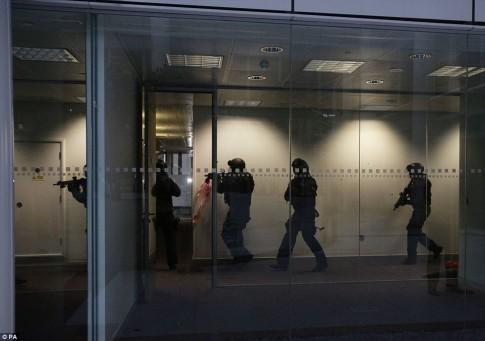 UK-Terrorism