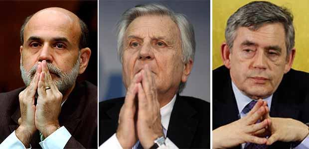 Infinite Unknown: Jean-Claude Trichet