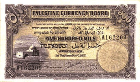 palestine-currency-board