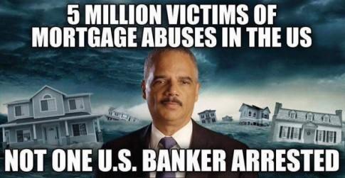 Banksters mortgage crisis