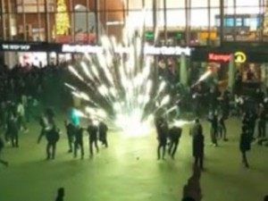 Cologne-Explosion