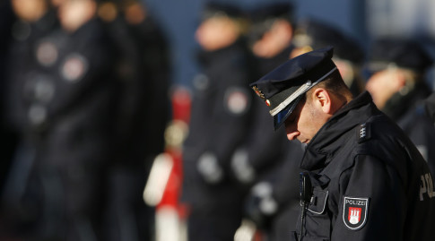 German police officer speaks out on refugees