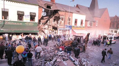 IRA terrorist behind 1993 Belfast bombing was MI5 informant