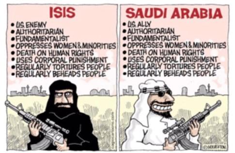 ISIS-Saudi-Arabia