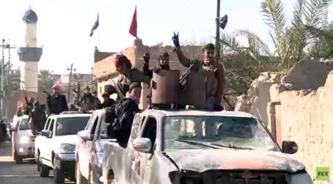 Iraqi town survives 1.5 years under ISIS siege