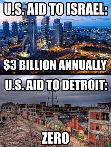Israel-Detroit