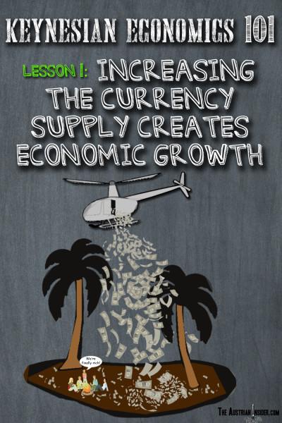 Keynesian-Economics-101