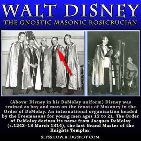 Masonic Disney