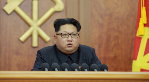 North Korean leader Kim Jong Un-2