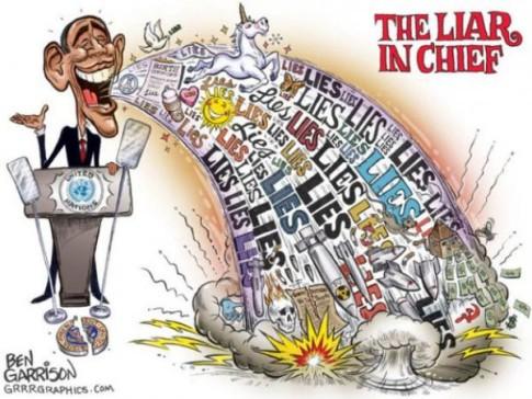 Obama Liar In Chief