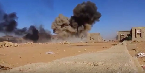 Saudi-Bomb-Yemen-Ambulance
