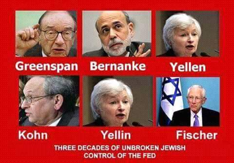 Who controls the Fed