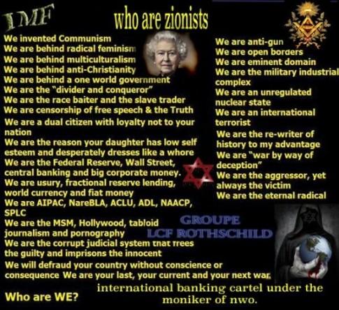 Zionists-Zionism-Rothschild