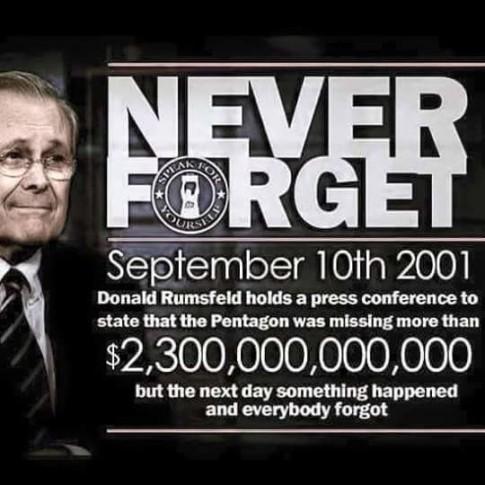 911-Pentagon-Rumsfeld