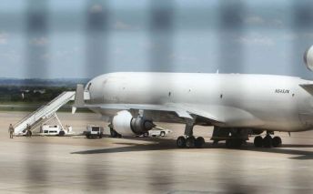 Blood-spotted-dripping-from-US-plane-as-investigators-find-dead-body-and-suitcases-stuffed-with-millions-of-rand-on-board