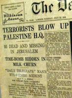 Jewish Terrorists