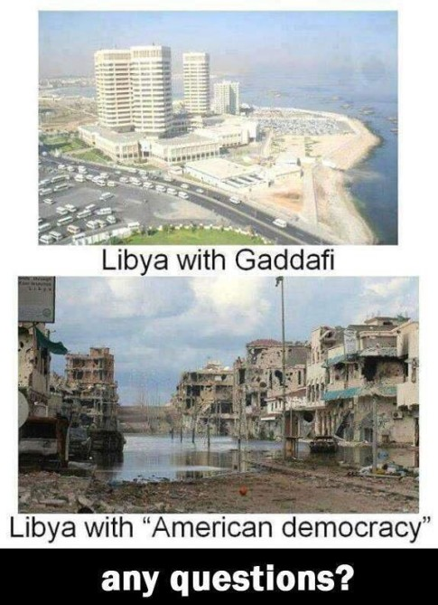 Libya-Gaddafi-US