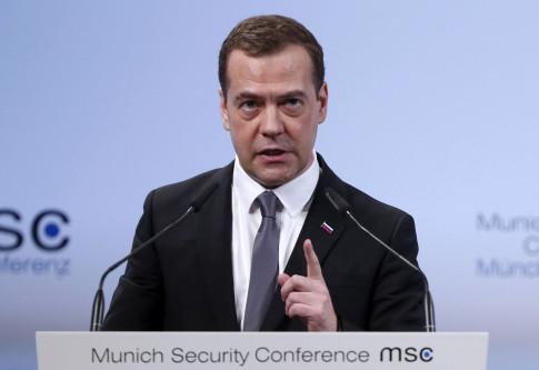 Medvedev-Munich