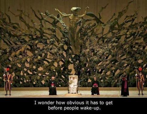 Pope-Vatican-Satanism-Satanic