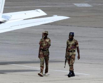 Zimbabwe-US-Jet-Seized