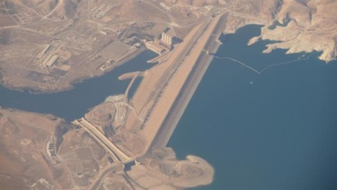 potential collapse of Mosul dam in northern Iraq