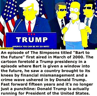 the-simpsons-bart-to-the-future-donald-trump-running-for-president-of-the-usa