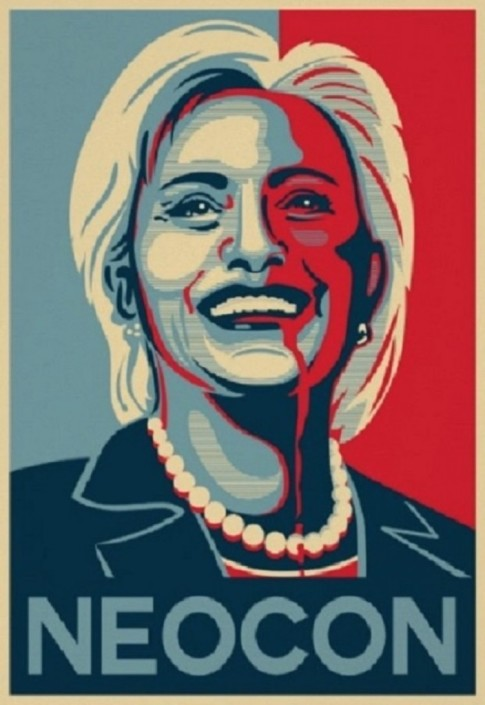 Hillary-Neocon