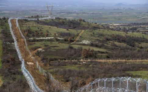 Macdonia-Turkey-Border