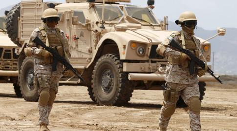 Saudi military admits US coalition mulling ground invasion in Syria