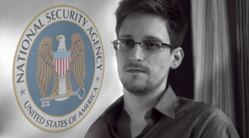 Snowden Global Warming CIA Hoax