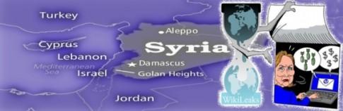 Syria-Israel-Wikileaks-Hillary