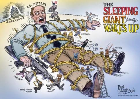 The Sleeping Giant Finally Wakes Up