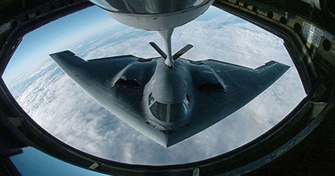 US-Sends-3-Nuclear-Stealth-Bombers-to-the-Pacific