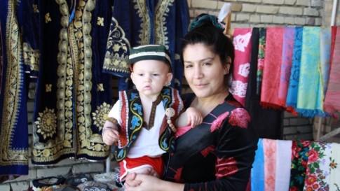 Uzbekistan-baby