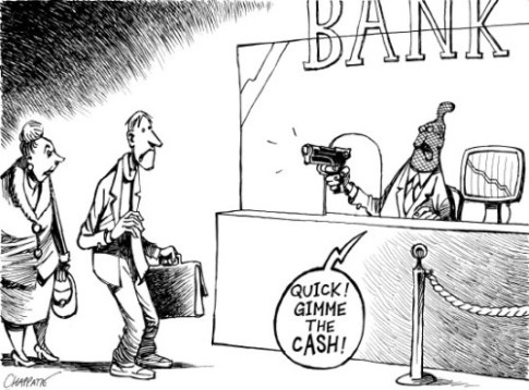 bank bail in