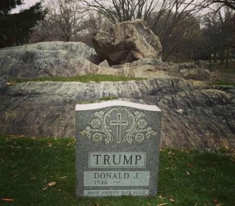 trump-grave